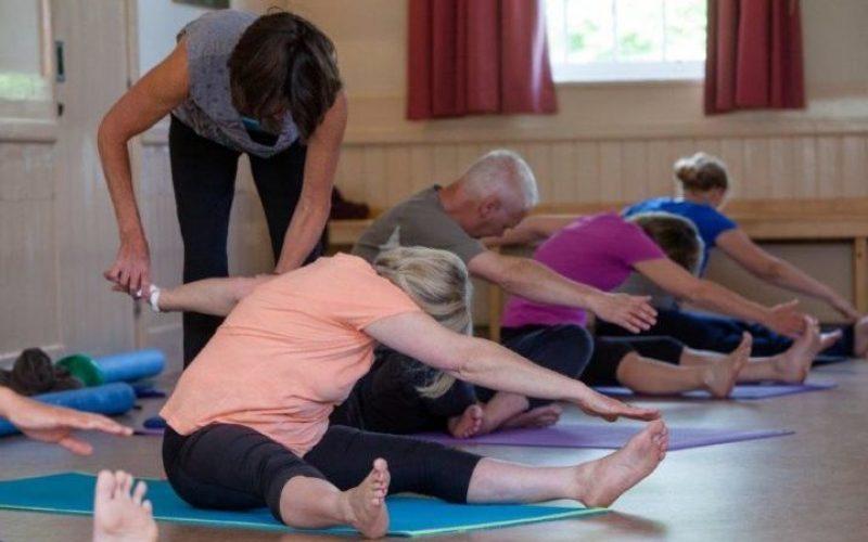 Pilates Class Petersfield